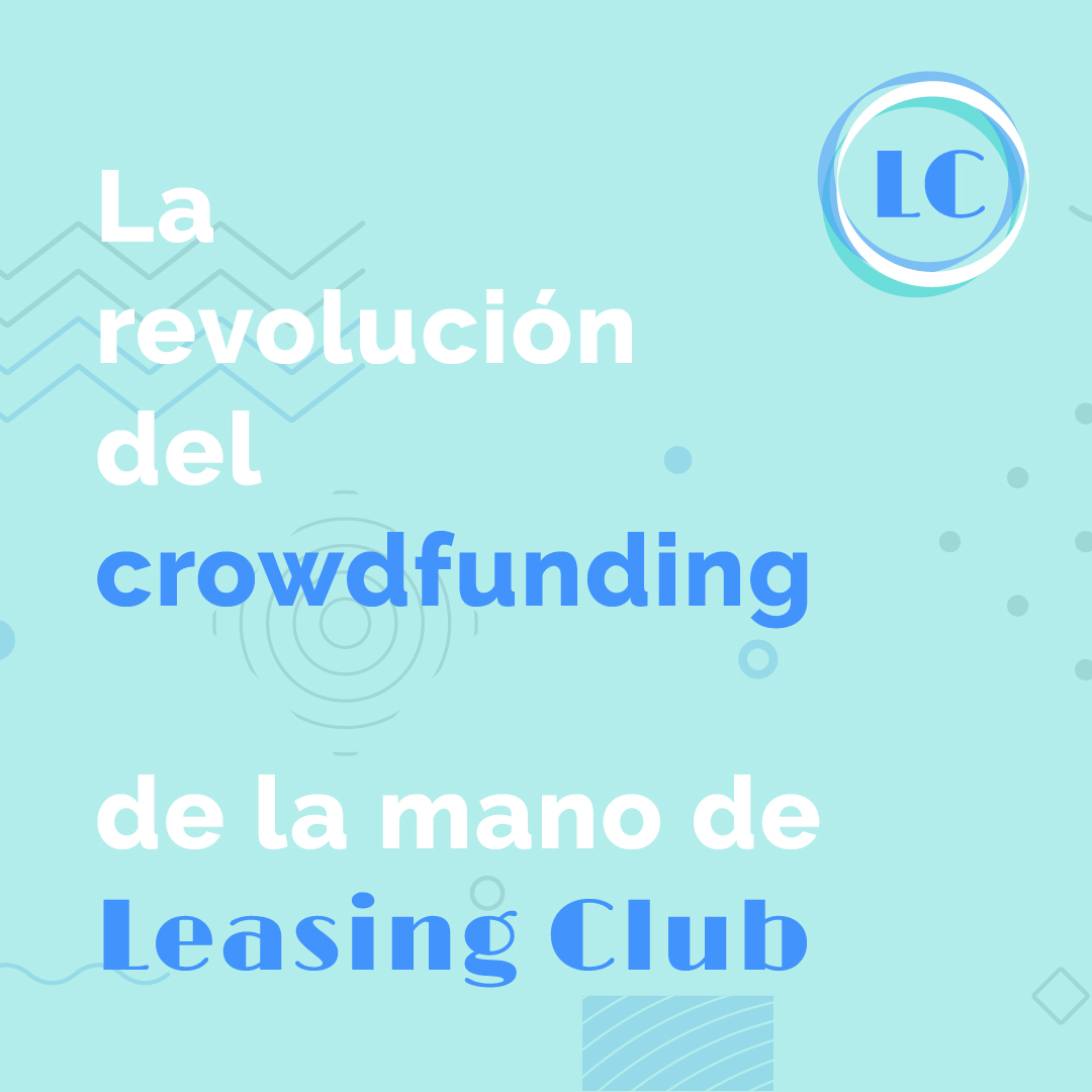 La revolución del crowdfunding